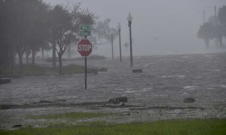 Estados Unidos emite advertencia por Tormenta Tropical Beta