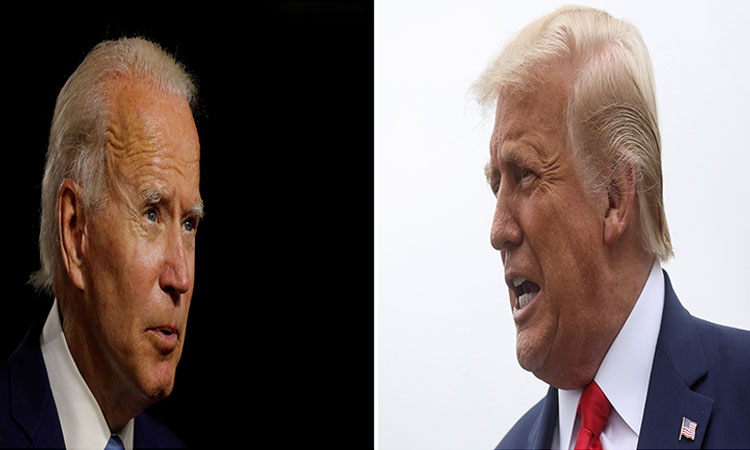 Trump acusa a Joe Biden de ser terrible con los hispanos