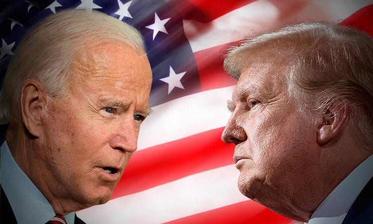 Primer debate Donald Trump vs Joe Biden