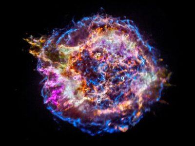 Los sorprendentes sonidos de la Vía Láctea, son como una bella melodía