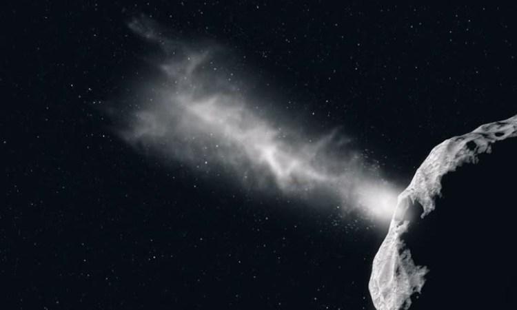 Nave espacial defenderá a la Tierra del impacto de asteroides.