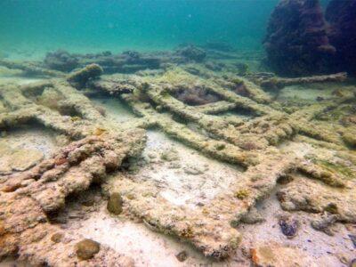 Yucatán: hallan restos de primer naufragio de esclavos mayas en México