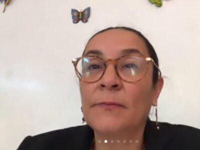 Diputada de CDMX pone su foto y finge estar en sesión virtual