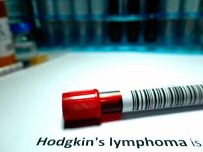 enfermedad o linfoma de Hodgkin