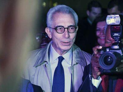 Ernesto Zedillo, expresidente de México.