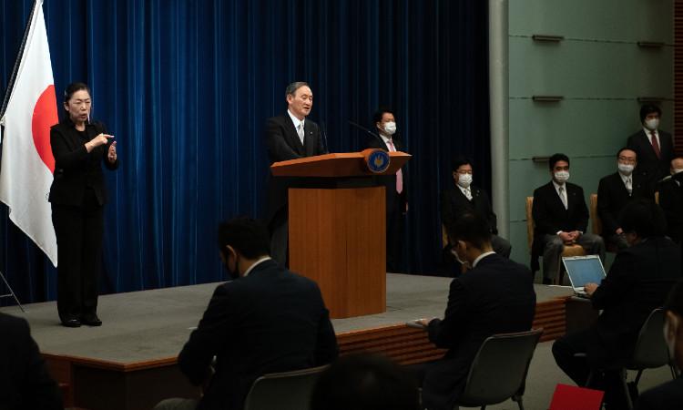 Yoshihide Suga, de 71 años, fue elegido este miércoles como primer ministro de Japón, en sustitución de Shinzo Abe, que renunció por motivos de salud.