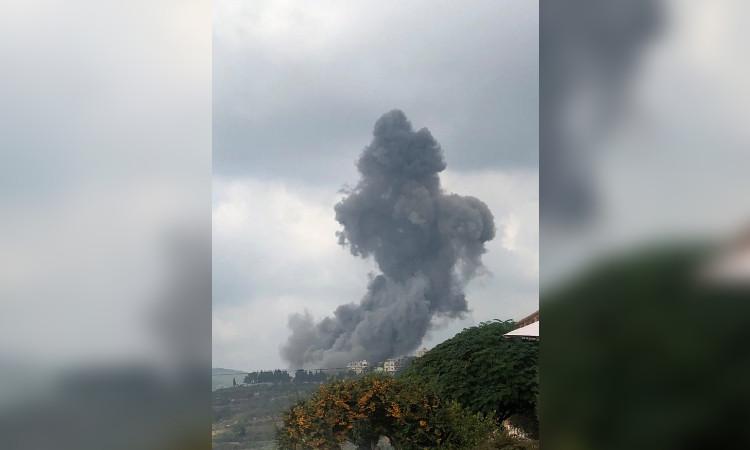 Nueva explosión sacude Líbano, mira las imágenes