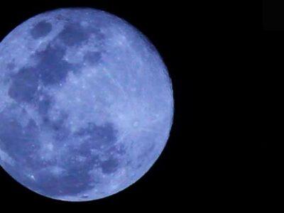 luna azul 2020