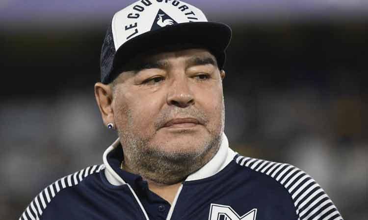 Maradona astrounauta