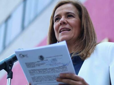 Margarita Zavala, excandidata presidencial. Foto: Cuartoscuro