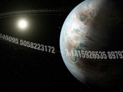 planeta tierra pi