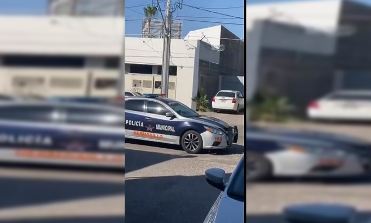 """Sonora: cachan en video a policías pidiendo """"mordida"""" en Hermosillo"""