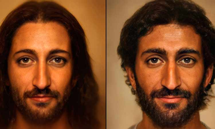 reconstruyen rostro de Jesús