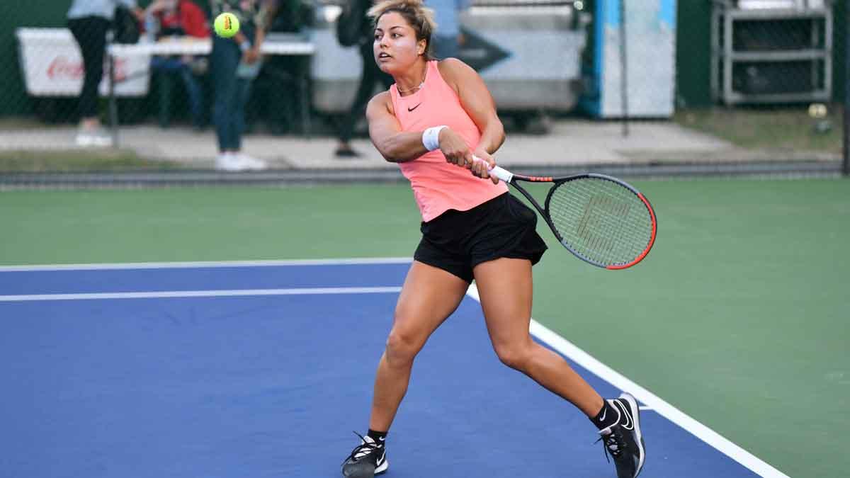 La tenista mexicana clasificó a Roland Garros