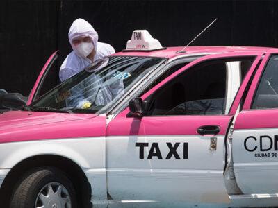 taxi covid