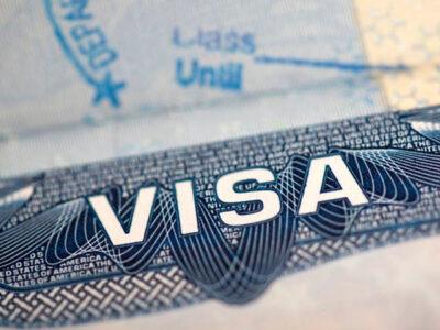 Visa entrevista