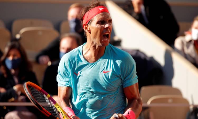 Rafael Nadal avanza a la final de Roland Garros