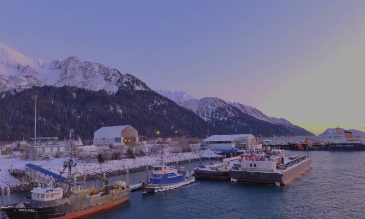 Fuerte sismo en Alaska de 7.4 de magnitud. Foto: Getty