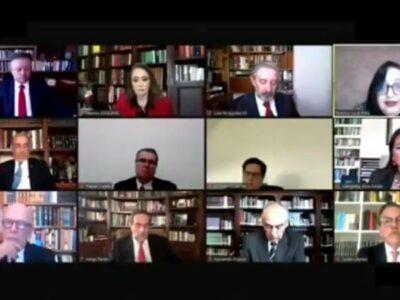Discusión de SCJN sobre constitucionalidad de consulta popular sobre juicio a expresidentes