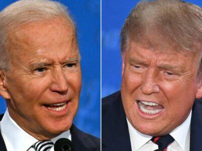 Elecciones EU: Biden supera a Trump por 16 puntos, revela encuesta