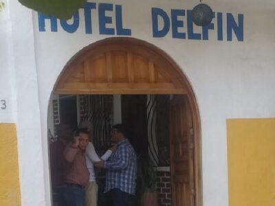 """Detención de Diego """"N"""""""