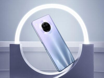 Huawei Y9a reseña