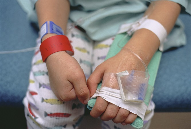 IMSS presenta OncoIMSS, programa para atender niños con cáncer