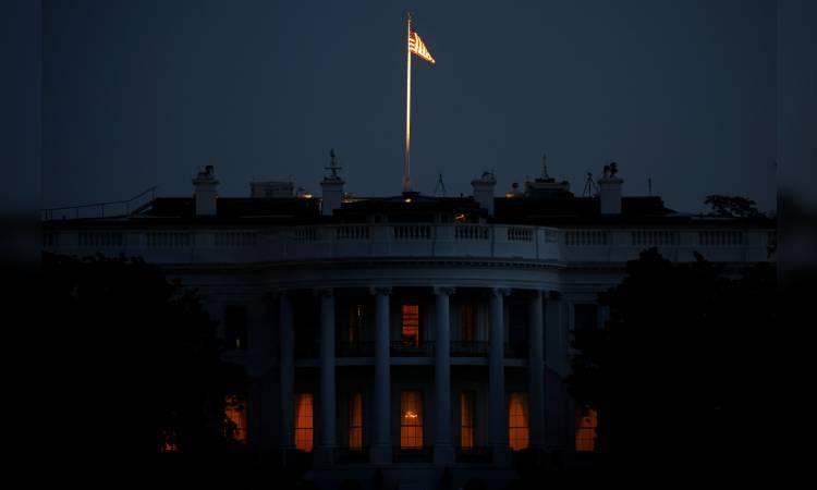 COVID-19 Casa Blanca Trump