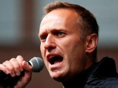 Alexei Navalny Vladimir Putin