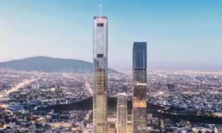 Nuevo León: Torre Rise el edificio más alto de México y Latinoamérica