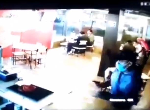 CDMX: asaltan restaurante en zona de San Ángel