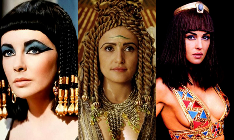 Actrices Cleopatra