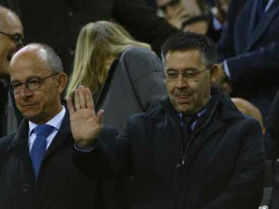 Bartomeu se mantiene como presidente del Barcelona.