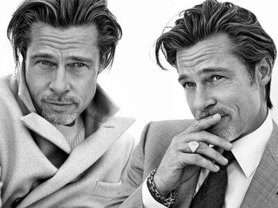 Brad Pitt Modelo