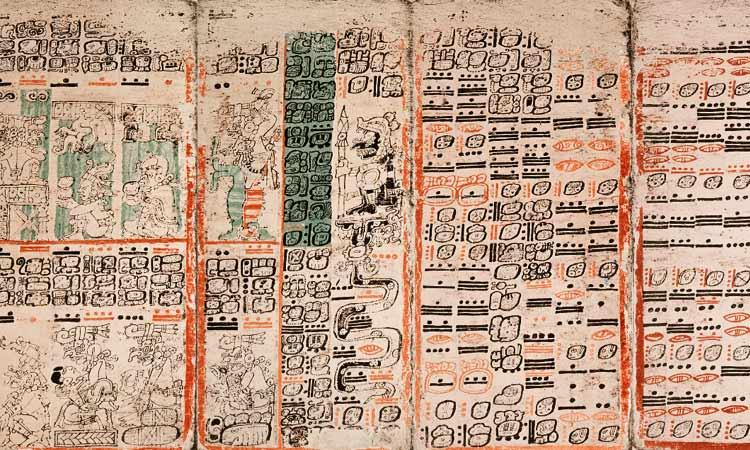 Códice Maya pidió AMLO