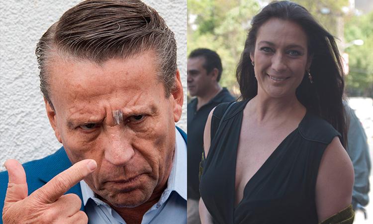 Alfredo Adame, acusado de violencia durante matrimonio con Diana Golden