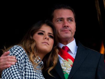 Hija de Enrique Peña Nieto anuncia muerte de un familiar