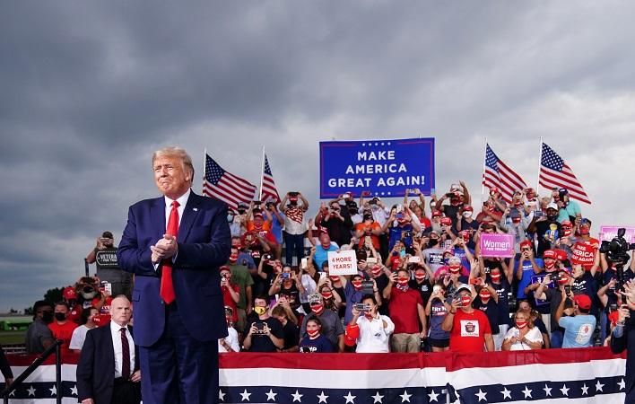 Estados Unidos: los estados clave en la elección presidencial