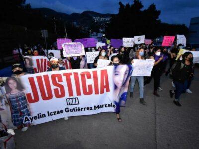 Feminicidios en mÉXICO SON IGNORADOS POR DURAZO