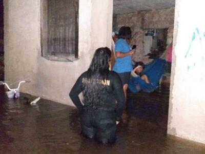 Yucatán: Frente frío número 9 causa inundaciones en Motul