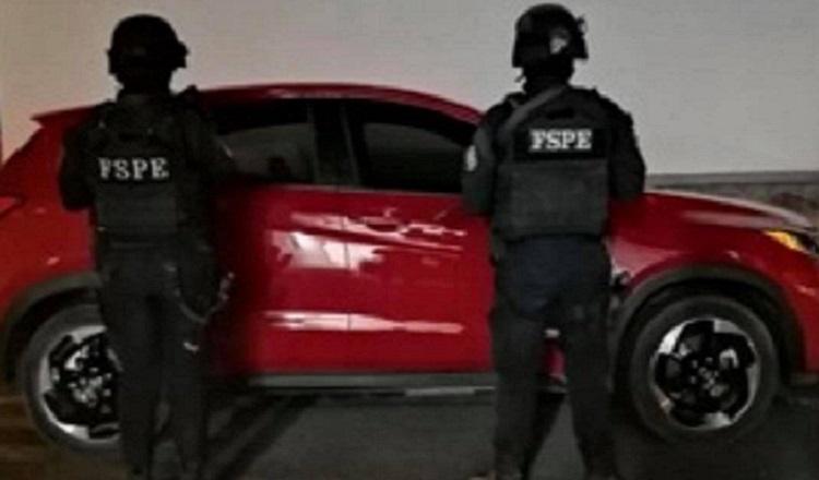Detenidos CJNG
