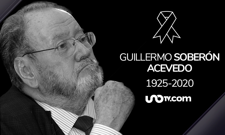muere Guillermo Soberón