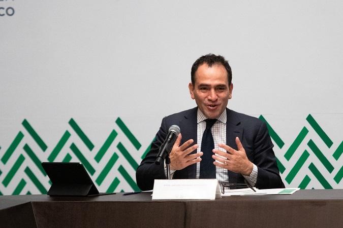 Hacienda: Arturo Herrera presidirá junta de gobernadores del FMI y BM