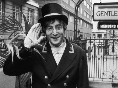 John Lennon 80 años