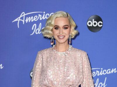 Katy Perry presume su figura tras dar a luz a su primera hija