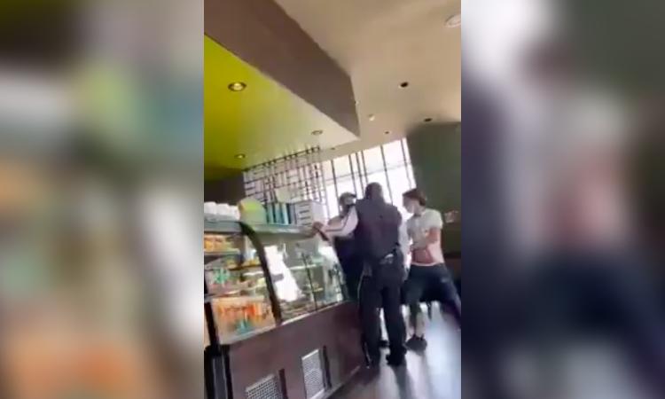 Lord Pantera: Amenazó a empleado de cafetería en Jalisco