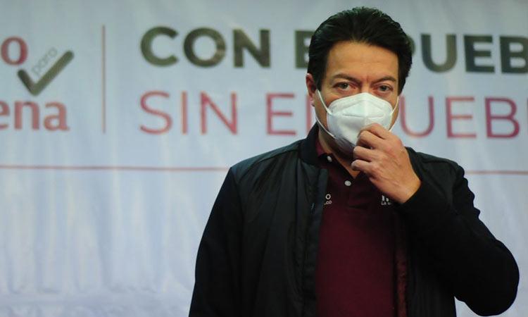 Mario Delgado gana dirigencia nacional de Morena, según encuesta del INE