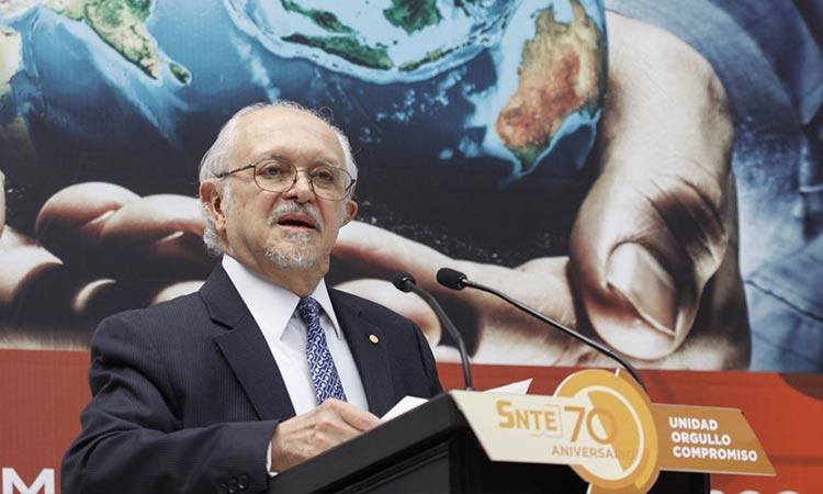 ¿Quién es Mario Molina, mexicano Premio Nobel de Química 1995?