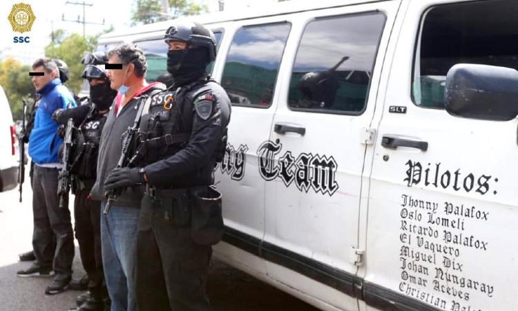 Caen quienes tiraron medicinas para cáncer robadas en Iztapalapa