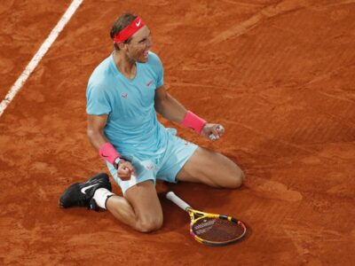 Rafael Nadal ganó en Roland Garros